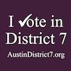Austin District 7